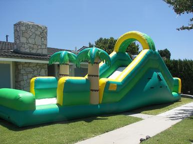 Memorial Day Special...Save $30 on all Large Water Slides.  Monday, May 30th